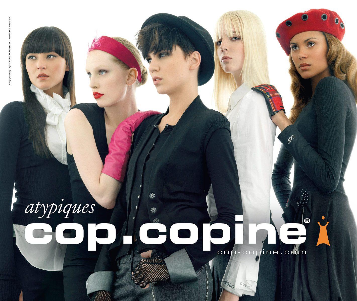 Одежда Cop. Copine